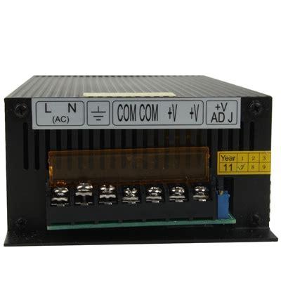 Swithing Power Supply 12v 40a High Kwaliti s 480 12 dc 0 12v 40a regulated switching power supply 100 240v alex nld