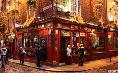 Top Bars In Dublin by Top 5 Bars In Temple Bar Dublin