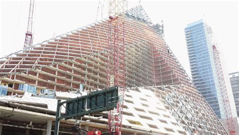 pyramid builders a pyramid building 625 west 57th is mind