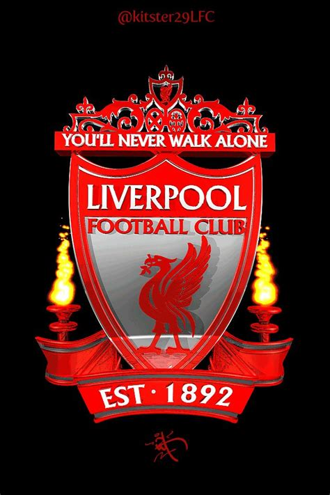 Liverpool Custom Logo 3 201 best images about lfc on logos