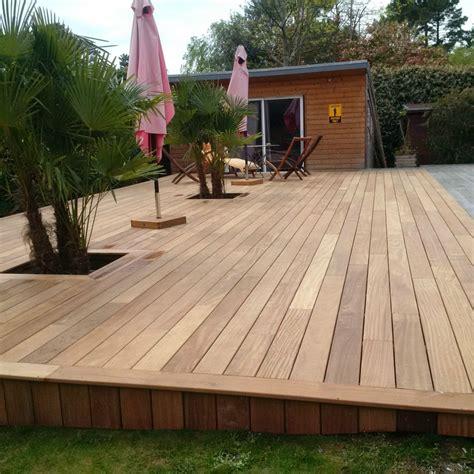 terrasse cumaru terrasse bois exotique cumaru artisan charpente menuiserie