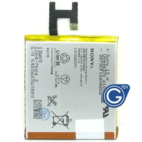 Batre Baterai Battery Sony Xperia Z C6603 C6602 Original Baterai genuine sony l36h xperia z c6603 c6602 xperia z lte battery xperia z c6603 c6602 xperia