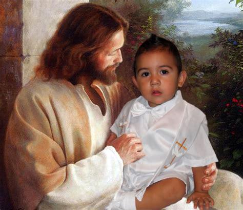 imagenes de jesus cargando un bebe fotomontajes con jes 250 s imagui