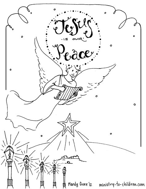 advent coloring pages jacb me