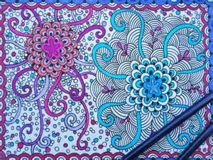 zentangle color zentangle coloring page zendoodle coloring