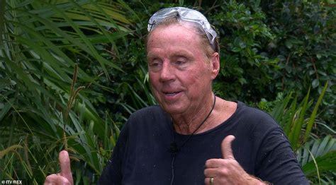 harry redknapp celebrity jungle video i m a celebrity final harry redknapp is crowned the