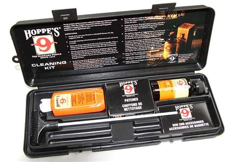 pistol cleaning kit hoppe s pistol cleaning kit review
