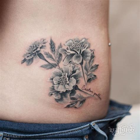 marigold tattoo designs best 25 marigold ideas on