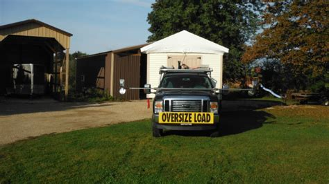 Shed Hauling shed moving services in wisconsin shed hauling with