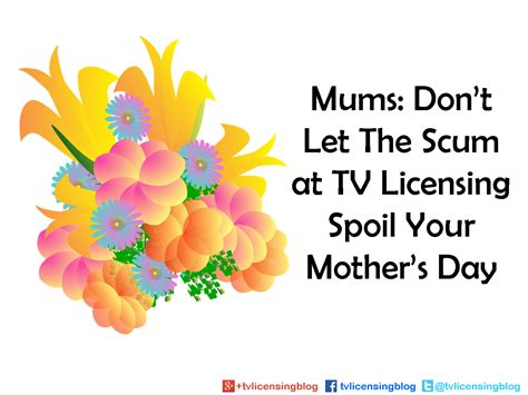 Dont Let Traditions Spoil Your Day by Tv Licensing