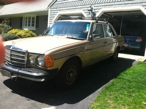 how cars work for dummies 1984 mercedes benz s class on board diagnostic system buy used 1984 mercedes benz 300td recent work completed and spare new parts included in