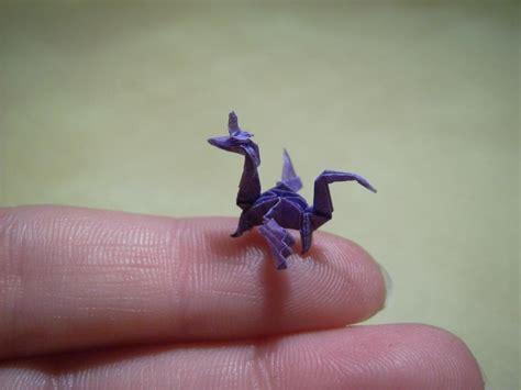 Origami Mini - des origamis miniatures