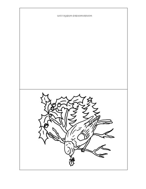 printable coloring postcards printable foldable coloring christmas cards coloring pages