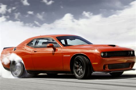 deliveries of the dodge challenger srt hellcat
