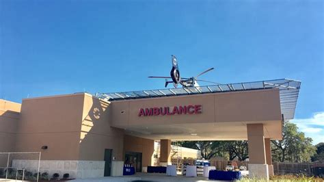Brandon Regional Hospital Emergency Room by Hca S Brandon Regional Hospital Takes Wraps Bigger Er