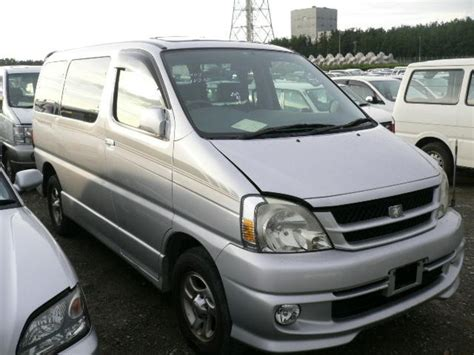 2001 Toyota Hiace 2001 Toyota Touring Hiace Pictures