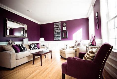 plum farbigen schlafzimmer ideen wohnzimmer lila gestalten 79 tolle deko ideen