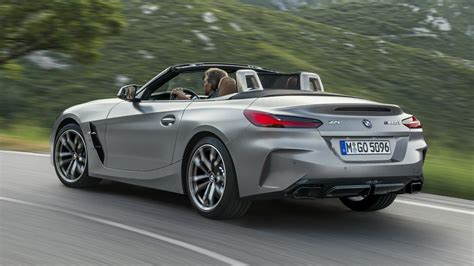 why the bmw z4 and toyota supra look so different top gear