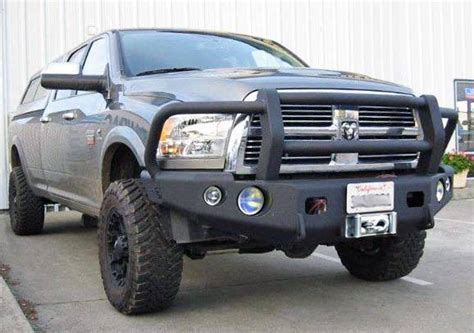 2000 dodge ram 2500 front bumper trail ready 11650g winch front bumper with guard