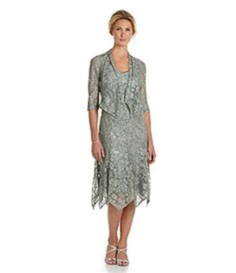 r and m richards beaded jacket dress dillards in eggplant