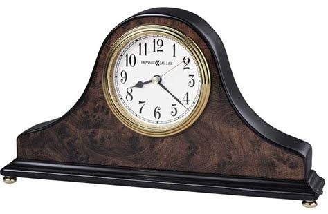 table top grandfather clock howard miller baxter 645 578 desk clock the clock depot