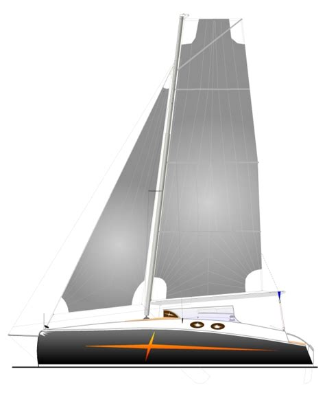 catamaran mast design questions wishbone birig rotating unstayed wing masts