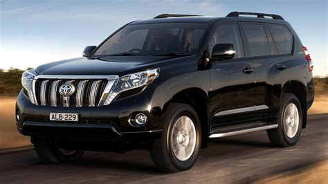 toyota prado 2019 australia toyota australia records strong suv sales in january