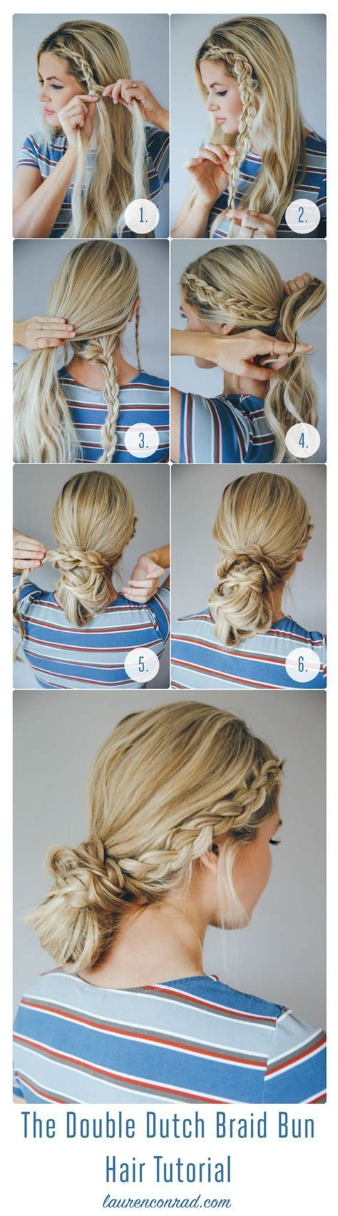 romantic hairstyles for school 25 best ideas about braided bun hairstyles on pinterest