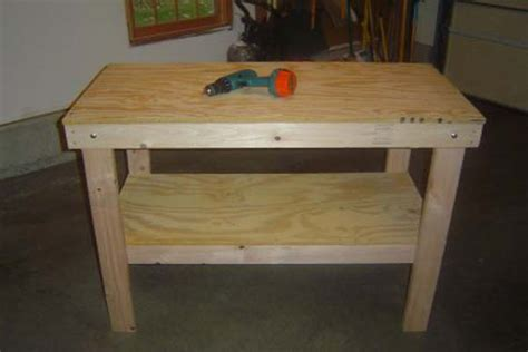 small work bench woodwork small workshop bench plans pdf plans
