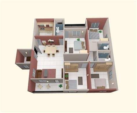 home design 3d non square rooms 25 best ideas about 3d house plans on pinterest sims 4