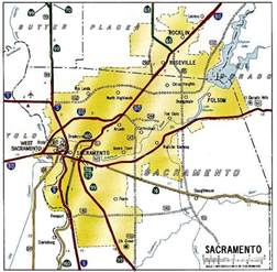 map of california freeways and highways california highways www cahighways org sacramento