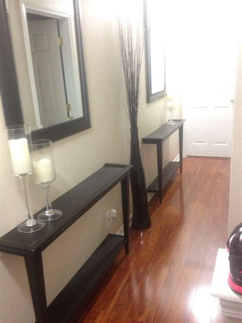 Hallway Table Designs Narrow Hallway Apartment Search S Apartment Pinterest Apartments