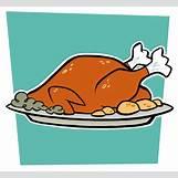 Cartoon Cooked Turkey | 500 x 461 jpeg 86kB