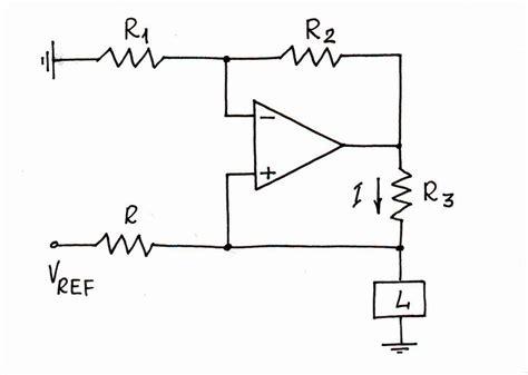 led resistor math sine wave generator for driving led