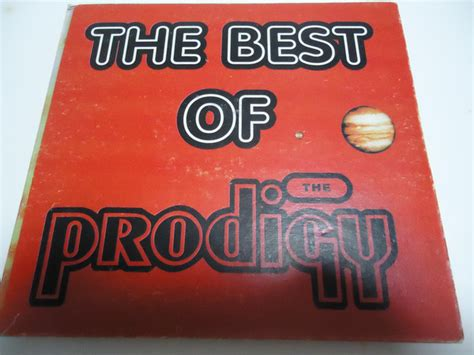 best of prodigy the prodigy best of prodigy cd at discogs