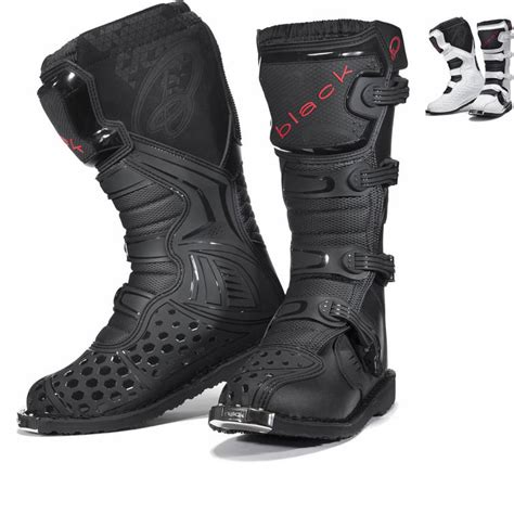 boots motocross black mx enigma motocross boots ce level 2 certified