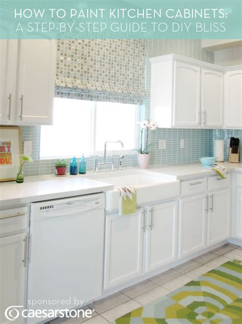 how do you paint kitchen cabinets white how to paint kitchen cabinets a step by step guide to diy