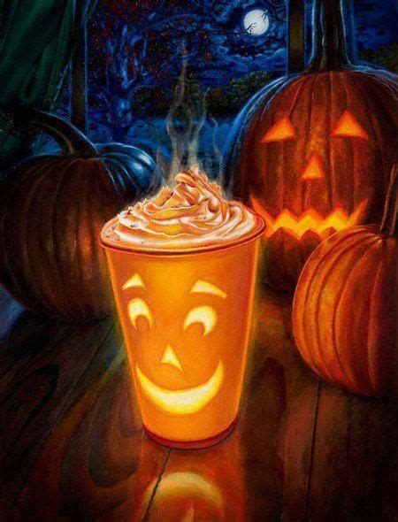 halloween coffee drinks 20 best coffee halloween images on pinterest happy