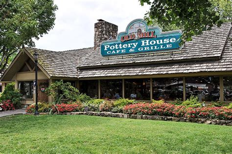 the old mill pottery house café grille old mill pottery house house plan 2017