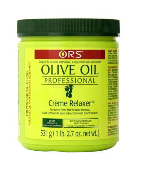 optimum perm instructions hair relaxer ors olive oil professional creme relaxer