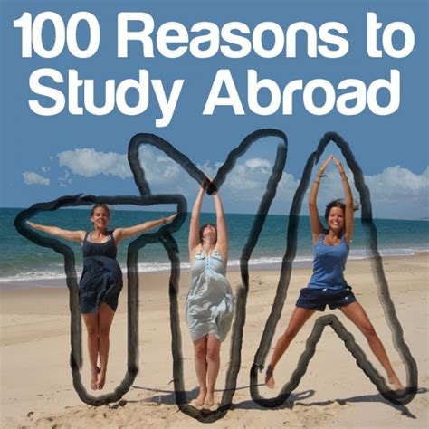 why study abroad in the usa what to expect and prepare for books 100 reasons to study abroad