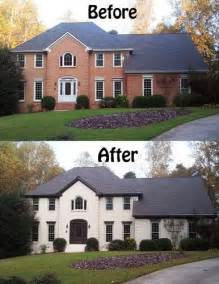 Brick home exteriors styles of houses and house on pinterest