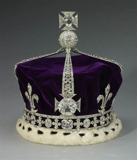 queen s crown of queen elizabeth the queen mother the enchanted