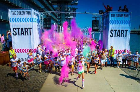 color run la the color run by desigual la m 225 s feliz mundo