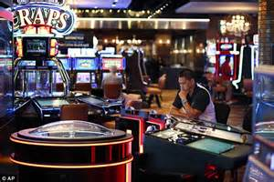 casinos are swapping slots for arcade style gambling