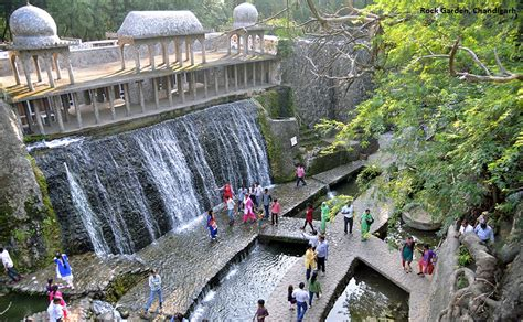 Rock Garden Chandighar Chandigarh Tourism Places To Visit In Chandigarh