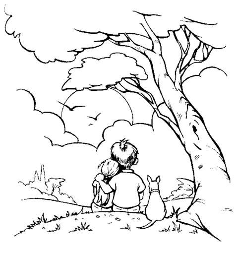 imagenes para dibujar naturaleza dibujos para colorear de im 225 genes b 237 blicas imagui
