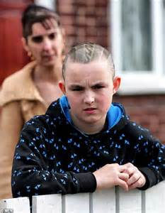 hairstyles for school leavers boy 11 banned from school for stars and stripes