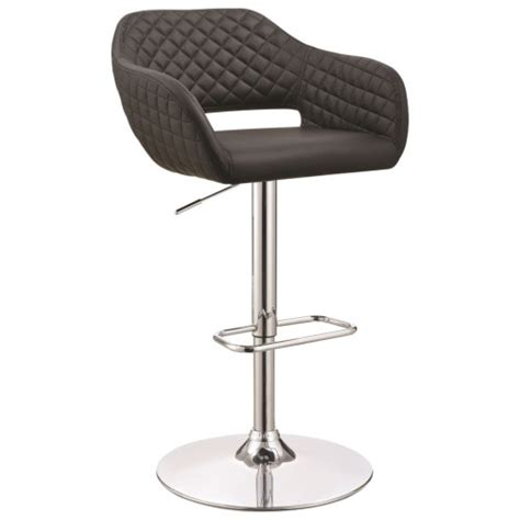gas bar stools gas lift bar stool 100828 dallas designer furniture 4 less