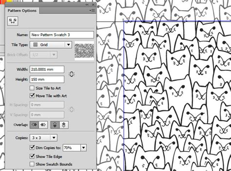 pattern illustrator edit how to use and edit vector stock patterns in adobe illustrator